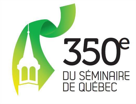 Lancement de la programmation du 350e anniversaire de la fondation du Séminaire de Québec