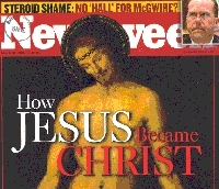 DE JESUS AU CHRIST