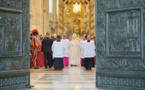 """Le visage de la miséricorde """"Misericordiae Vultus"""" - Année jubilaire consacrée à la miséricorde promulguée par le pape François"""
