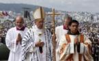 """La persécution """"idéologique"""" des chrétiens aujourd'hui ou la grande apostasie par le pape François"""