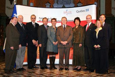 Un édifice patrimonial du Séminaire de Québec héberge le Centre de la Francophonie des Amériques