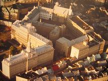 Site historique du Séminaire de Québec en 2007 (Photo de Sam Bouchard)