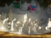 """Homélie pour Noël : """"Vous trouverez un enfant nouveau-né emmailloté et couché dans une mangeoire"""""""