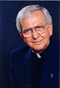 Photo de monsieur l`abbé Anicet Greco, prêtre agrégé du Séminaire de Québec