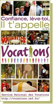 Prier pour les vocations le 3 mai 2009