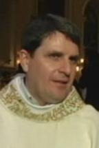 Photo d'Yves Fournier, diacre, séminariste du Grand Séminaire de Québec