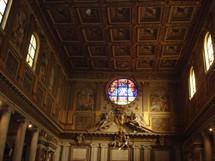 La basilique Sainte-Marie-Majeure à Rome