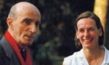 PIerre Goursat et Martine Lafitte-Catta, fondateurs de la Communauté de l`Emmanuel en 1972