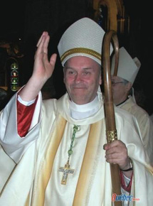 Photo de  Mgr Paul Lortie