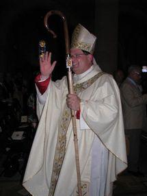 Mgr Gérald C. Lacroix, administrateur diocésain de l`Archidiocèse de Québec (17 octobre 2010)