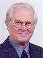 Photo de l`abbé Lucien Robitaille, professeur émérite de l'Université Laval (Québec)
