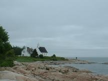 Pointe au Persil dans Charlevoix (Québec) - Photo Carrefour Kairos