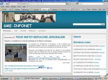 Page titre du blog du Séminaire de Québec