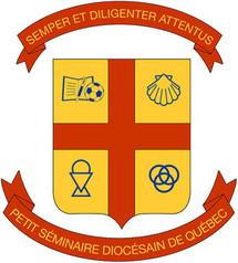 Écusson du Petit Séminaire diocésain de Québec