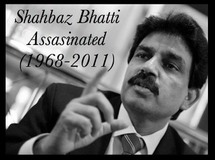 Shahbaz Bhatti, ministre catholique pakistanais assassiné