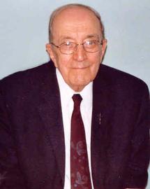Photo de l`abbé Henri Beaumont, prêtre du Séminaire de Québec