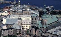 Les édifices du Séminaire de Québec dans le Vieux-Québec