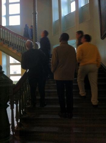 28 séminaristes du Québec à Carrefour 2011 des futurs prêtres catholiques francophones du Canada