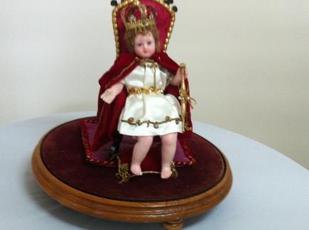 Le trône du Petit Roi