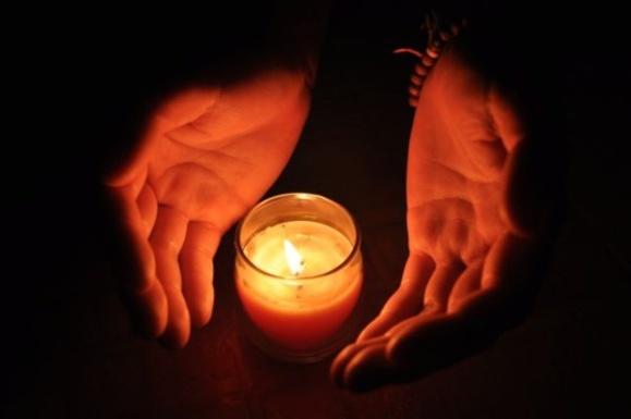 « La nuit est bientôt finie, le jour est tout proche. » Romains 13, 12  (Crédits photo :  Monastère Sainte-Marie de Bouaké)
