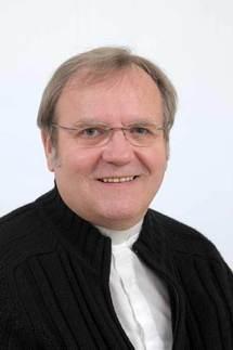 Photo de l'abbé André Gagné, prêtre agrégé du Séminaire de Québec