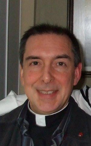 Photo du chanoine Alain Pouliot, prêtre du Séminaire de Québec