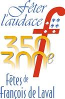 Logo des fêtes François de Laval 2008