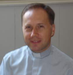 L'abbé Jymmy Rodrique, directeur du Petit Séminaire diocésain de Québec