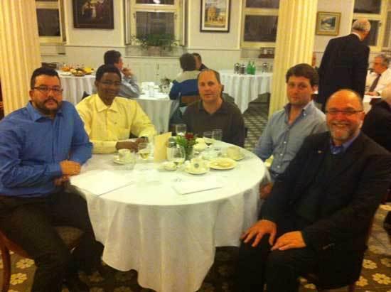 Prêtres et séminaristes du Grand Séminaire de Québec