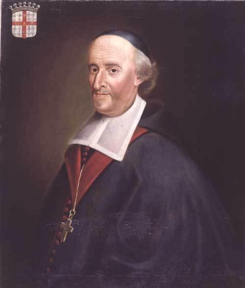 Très beau portrait de François de Laval qui se trouve aux Missions Étrangères de Paris avec lesquelles il était en lien permanent.