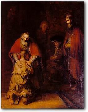 Homélie pour le samedi de la 2e semaine du Carême  Année B sur la parabole de l'enfant prodigue et du père aimant : « L'amour a toujours le dernier mot »