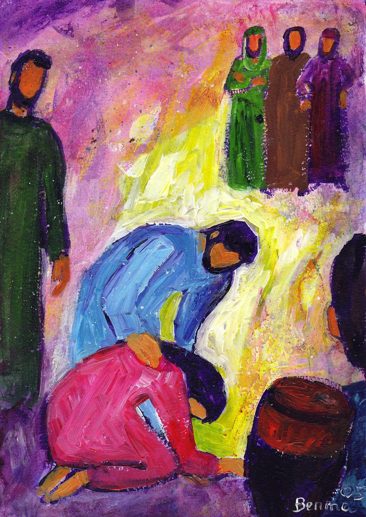 Homélie pour le 20e dimanche du temps ordinaire Année A  « La cananéenne »