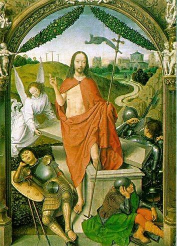 Homélie pour le dimanche de Pâques 1 avril 2018 « Pâques, printemps de Dieu... »