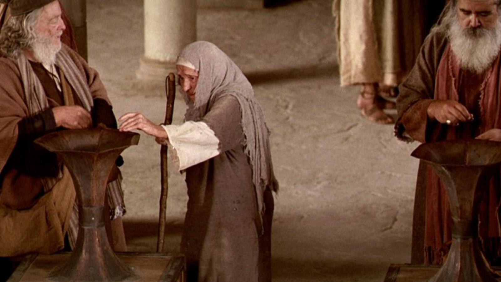 Homélie pour le 32e dimanche du temps ordinaire Année B « L'obole de la veuve »