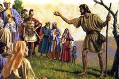 Homélie pour le 3e dimanche de l'Avent Année C  « Soyez dans la joie  »