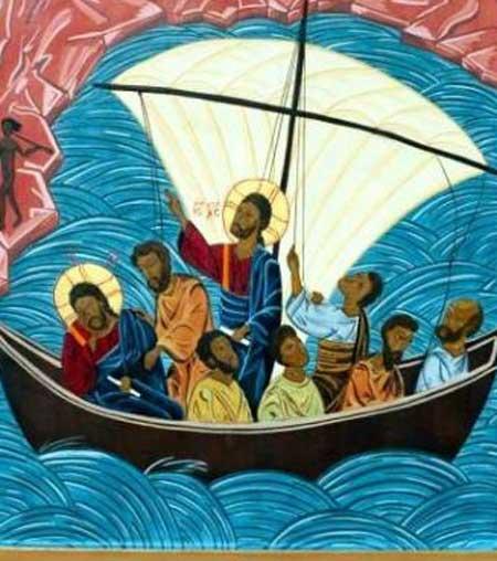 Homélie pour le 12e dimanche du temps ordinaire Année B (Marc 4, 35-41) : « La tempête apaisée : un évènement qui ouvre les yeux »
