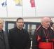 Une célébration historique à Percé le 12 juillet 2009 : le 350e anniversaire de l'arrivée de Mgr François de Laval à Percé le 16 mai 1659