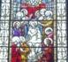Vitrail de la Basilique Cathédrale Notre-Dame de Québec (Crédits photo : H. Giguère)