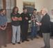 Accueil des séminaristes anciens et nouveaux par la communauté des prêtres du Séminaire de Québec