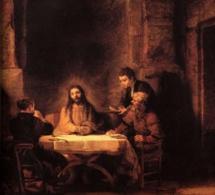 Homélie pour le 3e dimanche de Pâques  (Année A) : Disciples d'Emmaüs « La rencontre de Jésus »