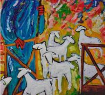Homélie pour le 4e dimanche de Pâques (Année A) : «  Moi, je suis la porte des brebis  »