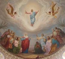Homélie pour l'Ascension du Seigneur (Année A) « Et moi, je suis avec vous tous les jours  jusqu'à la fin du monde »