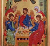 Homélie pour la fête de la Sainte Trinité (Année A) « Les noms de Dieu… »