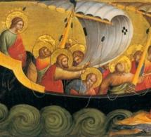 Homélie pour le 19e dimanche du temps ordinaire Année A  « La marche sur les eaux »