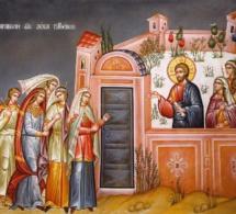 Homélie pour le 32e dimanche du temps ordinaire Année A « L'Époux s'en vient »