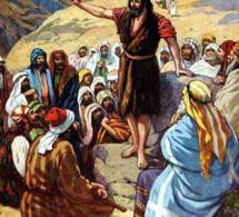 Homélie pour le 3e dimanche de l'Avent Année B « Le témoignage de Jean-Baptiste »