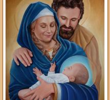 Homélie pour la fête de la Sainte Famille Année B, 31 décembre 2017  « Grâce à la foi…»
