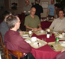 Année sacerdotale : une session exceptionnelle de formation avec l'abbé Marc Girard, Mgr Noël Simard et Mgr Joseph-Yvon Moreau (1 au 3 juin 2010)