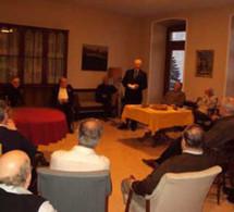 Une fête fraternelle pour les 90 ans de deux confrères : l'abbé Henri Beaumont et Mgr Laurent Noël