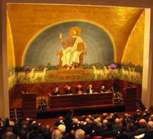 Année sacerdotale : Reportage sur le Congrès théologique international -  Convegno teologico (Pontificia Università Lateranense) - tenu à l'Université du Latran le 11 et le 12 mars 2010)